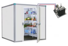 Chambre froide: pour la santé des consommateurs